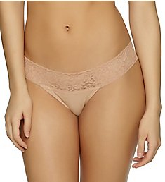 Jezebel Sparkle Modal with Stretch Lace Thong 50727