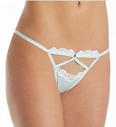 Jezebel Claudia Strappy Micro with Swing Lace G String 52040