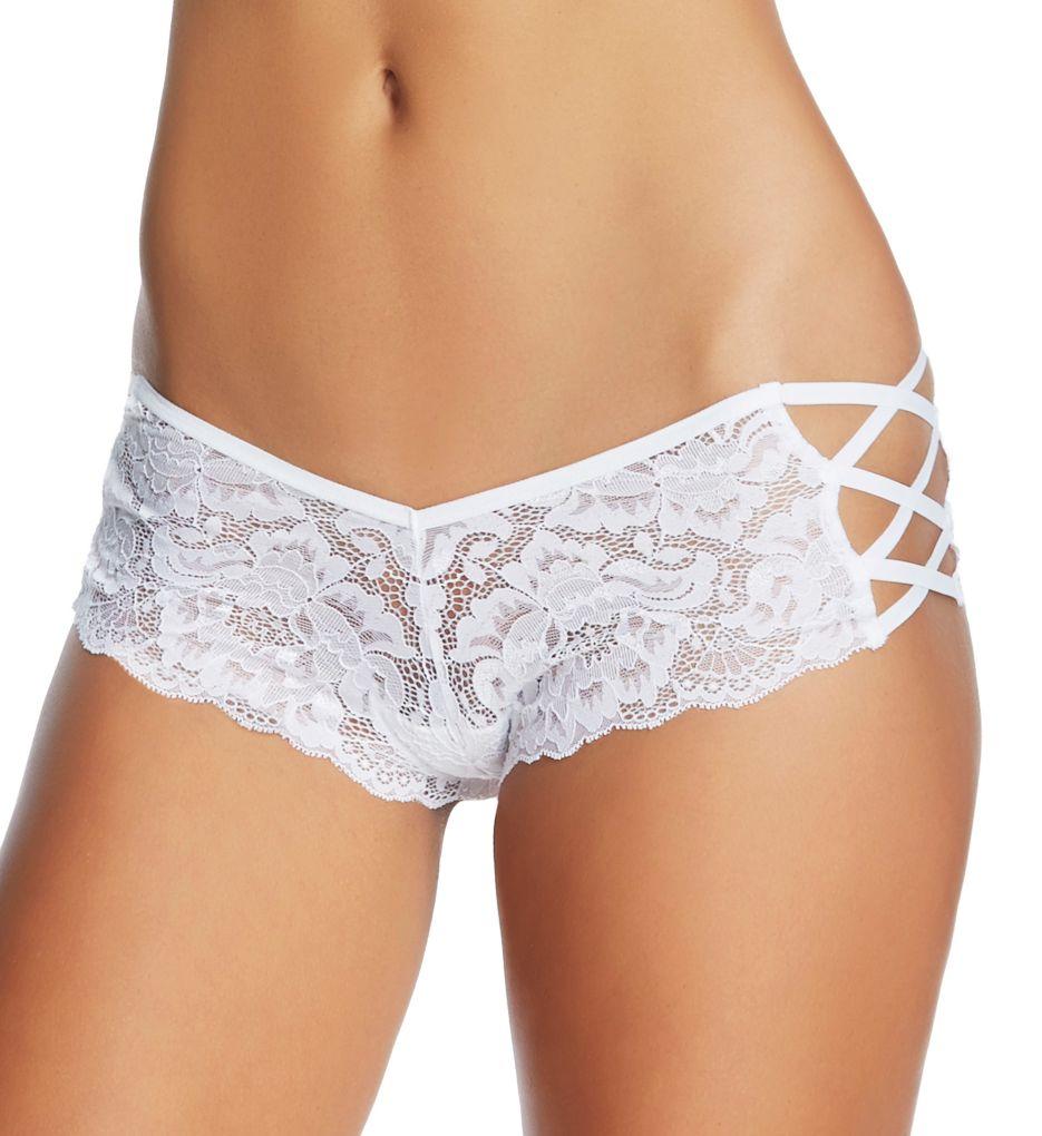 Jezebel Helena Hipster Panty with Strappy Sides 73041