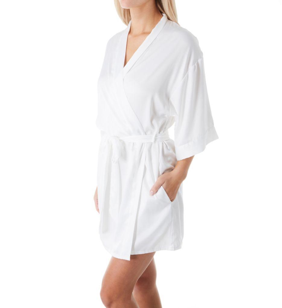 Jezebel Muse Satin Kimono Robe 75025