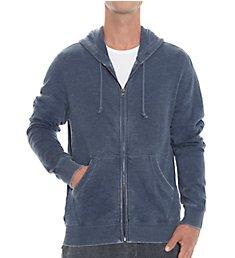 JOE's Jeans Underwear Well Worn Vintage Washed Fleece Hoodie JO131752