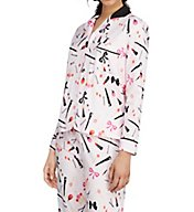 Kate Spade New York Gifty Pajama Set with Matching Eyemask 5091456
