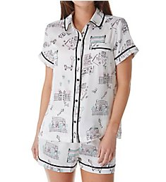 Kate Spade New York Pleasantville Short PJ Set KS11560