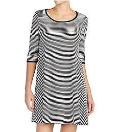 Kate Spade New York Stripe Sleepshirt KS31503