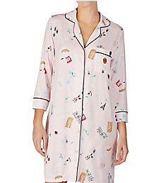 Kate Spade New York Parisian Breakfast Sleepshirt KS31713