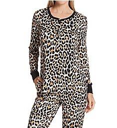 Kate Spade New York Brushed Jersey PJ Set KS92250