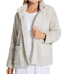 La Cera 100% Polyester Fleece Jacket 8826
