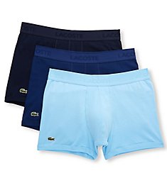 Lacoste Essential Classic Trunks - 3 Pack 5H3410