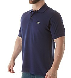 Lacoste Big and Tall Classic Pique 100% Cotton Polo PH221B