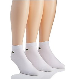 Lacoste Sport Low Cut Socks - 3 Pack RA1163