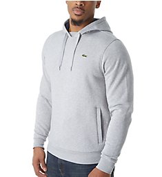 Lacoste Sport Pull Over Fleece Hoodie SH2128