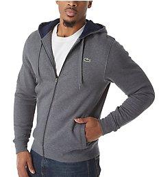 Lacoste Sport Full Zip Fleece Hoodie SH7609