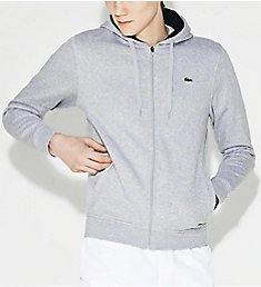 Lacoste Sport Tennis Fleece Full Zip Hoodie SH7609