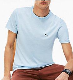 Lacoste Pima Short Sleeve Crew Neck T-Shirt TH6709