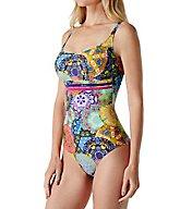 Lise Charmel Venezia Artiste Underwire 1 Piece Swimsuit ABA6208
