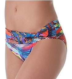 Lise Charmel Antigel La Surf Mania Fold Over Bikini Swim Bottom FBA0359