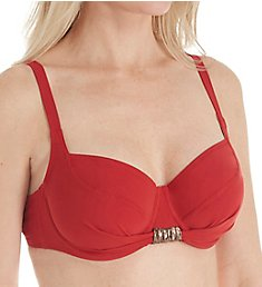 Lise Charmel Antigel La Smart Cherie Balconnet Swim Top FBA3519