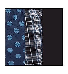 Lucky Assorted Woven Boxers - 3 Pack 00CPB02