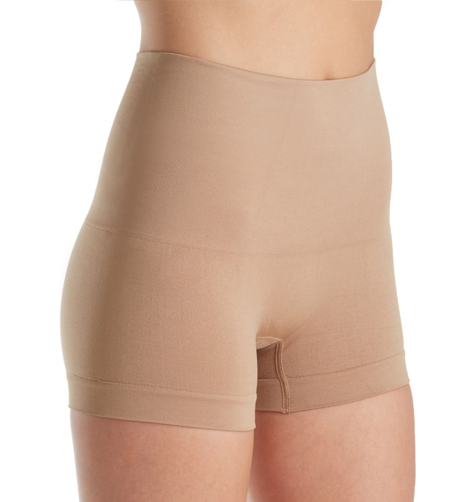 Lunaire Seamless High Waist Boy Leg Panty 3412