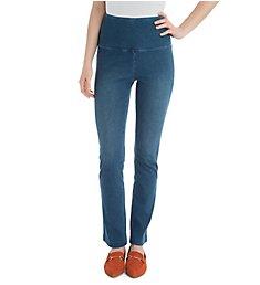 Lysse Leggings Denim Straight Leg Legging 6176L