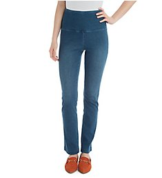 Lysse Leggings Denim Straight Leg Legging 6176L
