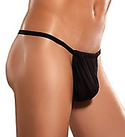 Magic Silk 100% Silk Knit Men's G-String 2706