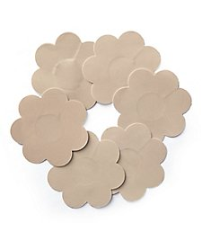 Maidenform Accessories Large Satin Petals - 3 Pair Pack M5457
