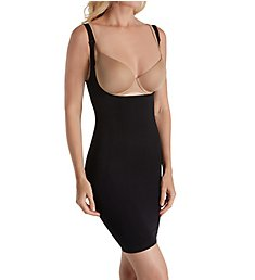 MeMoi SlimMe Wear Your Own Bra Torsette Shaping Slip MSM-125