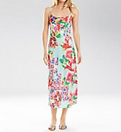 Natori Star Blossom Long Gown C73056