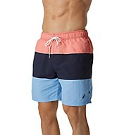 Nautica Tri Block Swim Trunk T71007
