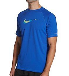 Nike Dri-Fit Mashup Short Sleeve Rashguard ESSA617