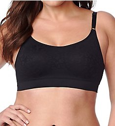 Olga Easy Does It Jacquard Wirefree Contour Bralette GM9401A