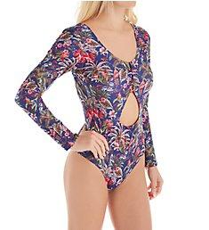 OndadeMar Sipan Long Sleeve One Piece Swimsuit 23169