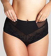 Panache Olivia High Waisted Brief Panty 7754