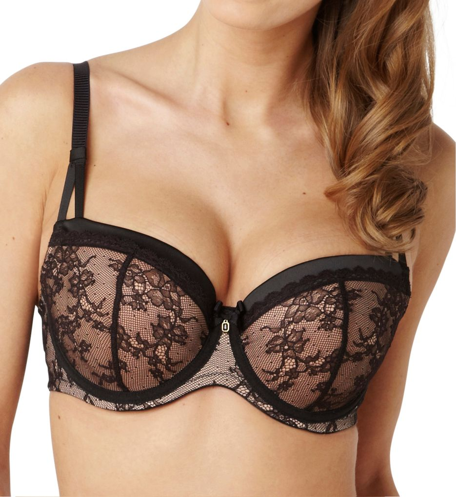 Panache Black Label Loren Padded Balconnet Bra 7941