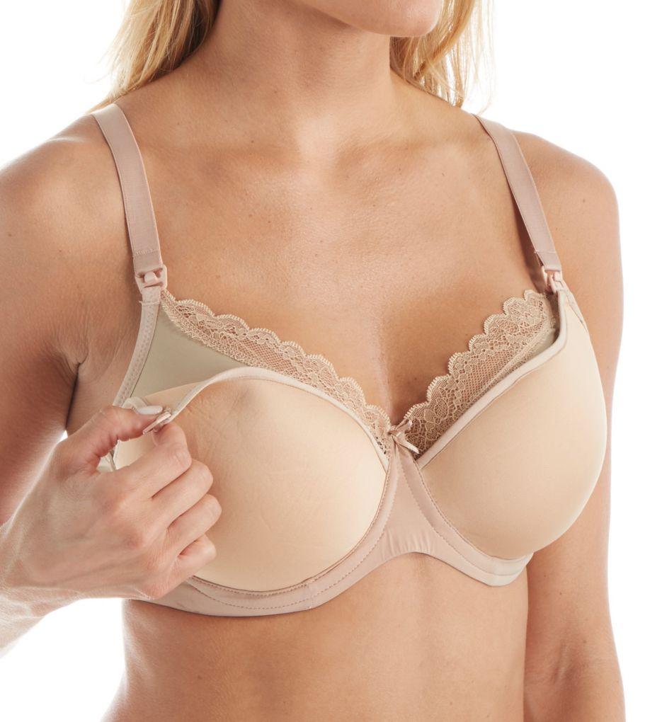 Panache Eleanor Molded Spacer Nursing Bra 9081