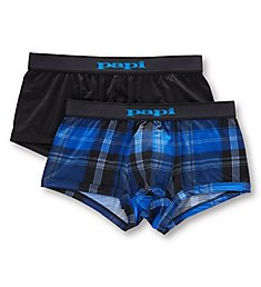 Papi Cool 2 Brazilian Trunks - 2 Pack 626182