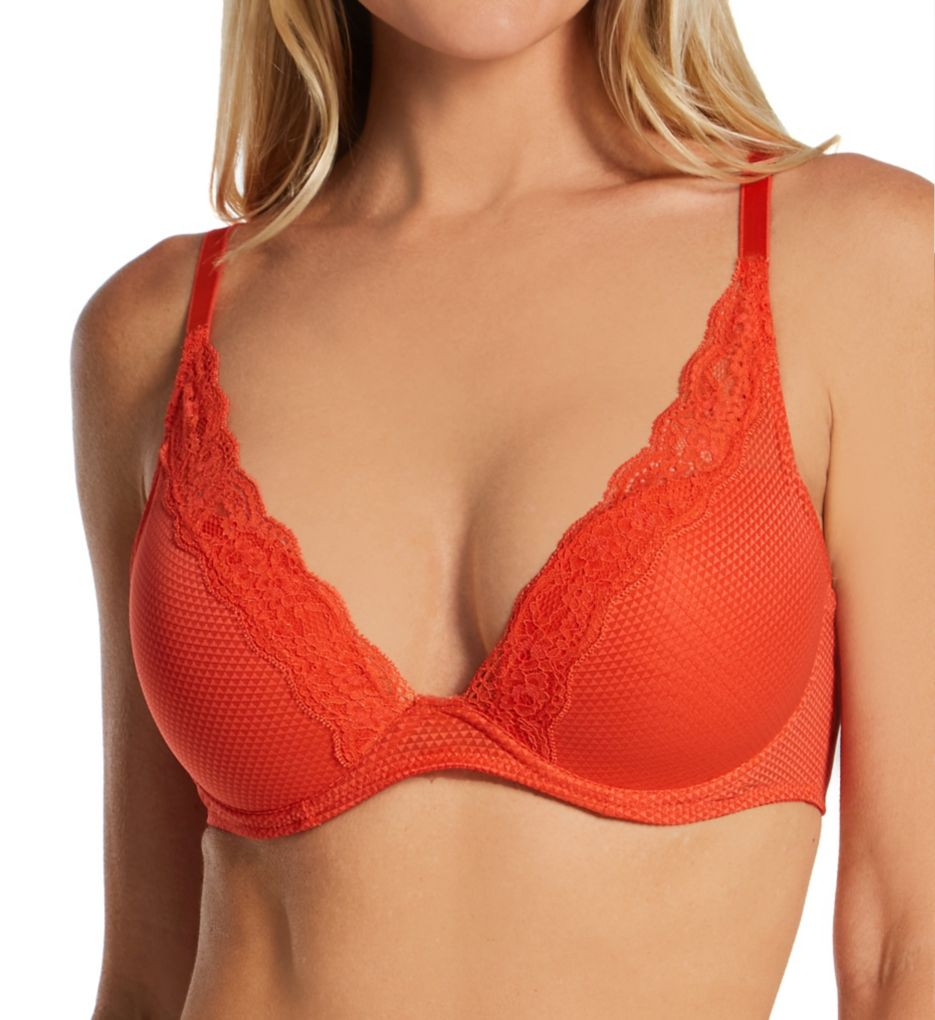 Passionata by Chantelle Brooklyn Lace Plunge T-Shirt Bra 5701
