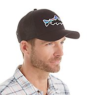 Patagonia Fitz Roy Trout 100% Organic Cotton Trucker Hat 38008
