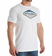 Patagonia Fitz Roy Crest Logo T-Shirt 38907