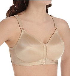 Playtex Secrets Sensationally Sleek Front Closure Bra 4930