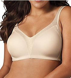 Playtex 18 Hour Back Smoother Wirefree Bra 4E77