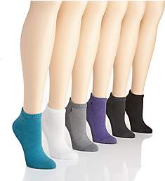 Polo Ralph Lauren Blue Label RL Sport Active Sock - 6 Pair Pack 7270000
