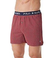 Polo Ralph Lauren Cotton Modal Side Vent Slim Fit Knit Boxer L102HR