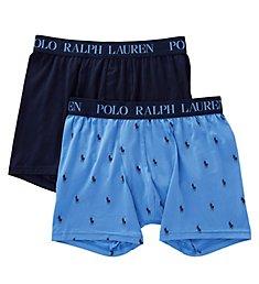 Polo Ralph Lauren Cotton Comfort Blend Boxer Briefs - 2 Pack LPB2S2