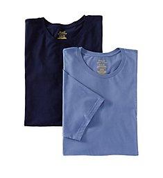 Polo Ralph Lauren Tall Man 100% Cotton Crew Necks - 2 Pack LTCN