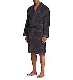 Polo Ralph Lauren Terry Velour Kimono Pony Player Robe P299RL