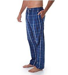 Polo Ralph Lauren 100% Cotton Striped Woven Pajama Pant P501HR