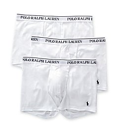 Polo Ralph Lauren Classic Fit 100% Cotton Trunks - 3 Pack RCTRP3