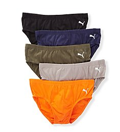 Puma Essentials Low Rise Briefs - 5 Pack 1811413